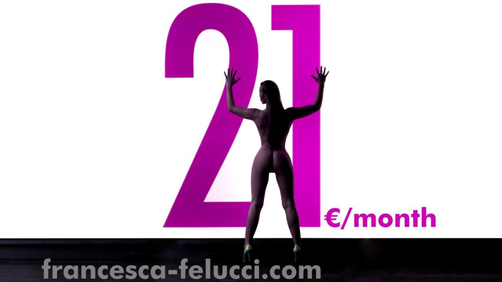 Francesca Felucci Membership Pricing